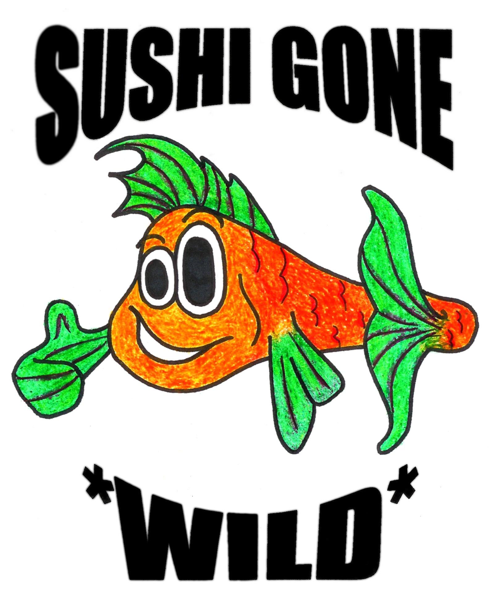 Sushi Gone Wild logo